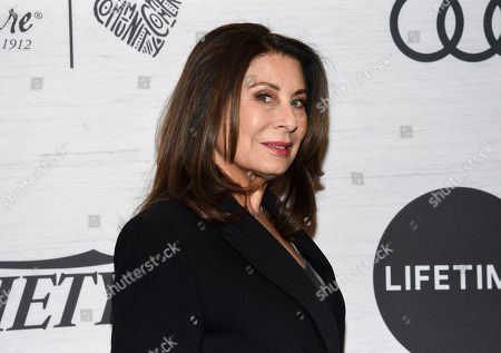 Paula Wagner attends Variety's Power of Women: New York presented by Lifetime at Cipriani 42nd Street, in New York