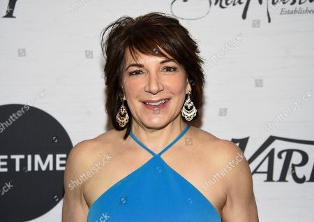 Stock Image of Magazine editor Bonnie Fuller attends Variety's Power of Women: New York presented by Lifetime at Cipriani 42nd Street, in New York