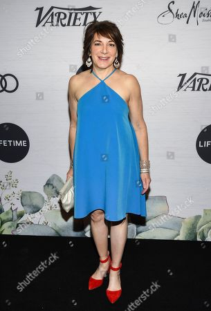 Magazine editor Bonnie Fuller attends Variety's Power of Women: New York presented by Lifetime at Cipriani 42nd Street, in New York