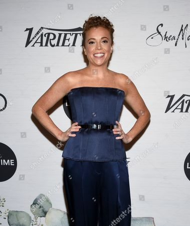 Michelle Wolf attends Variety's Power of Women: New York presented by Lifetime at Cipriani 42nd Street, in New York