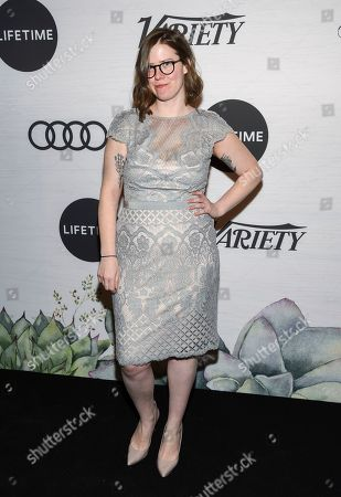 Erin Lee Carr attends Variety's Power of Women: New York presented by Lifetime at Cipriani 42nd Street, in New York