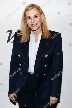 Spotify CCO Dawn Ostroff attends Variety's Power of Women: New York presented by Lifetime at Cipriani 42nd Street, in New York