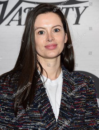 Stock Photo of Jax Media co-head Lilly Burns attends Variety's Power of Women: New York presented by Lifetime at Cipriani 42nd Street, in New York