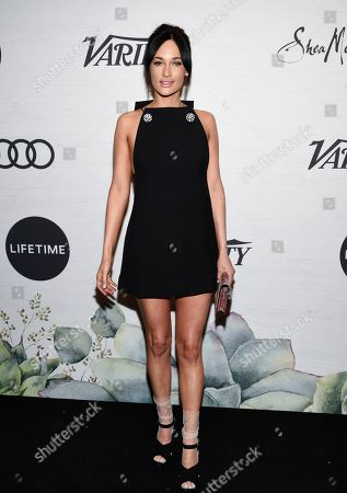 Kasey Musgraves attends Variety's Power of Women: New York presented by Lifetime at Cipriani 42nd Street, in New York
