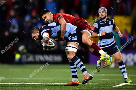 Editorial image of Munster v Cardiff Blues - Guinness PRO14 - 05 Apr 2019