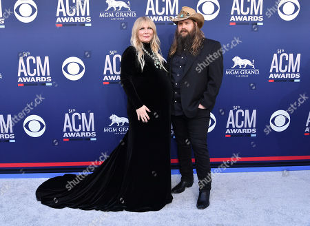Editorial picture of 54th Annual ACM Awards, Arrivals, Grand Garden Arena, Las Vegas, USA - 07 Apr 2019