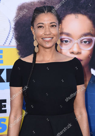Editorial photo of 'Little' film premiere, Arrivals, Regency Village Theatre, Los Angeles, USA - 08 Apr 2019
