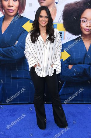 Editorial photo of 'Little' film premiere, Arrivals, Regency Village Theatre, Los Angeles, USA - 08 Apr 2019