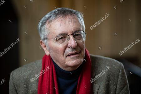 Philosopher Professor John Gray.