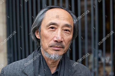 "Stock Photo of The ""Chinese Solzhenitsyn"" Ma Jian."