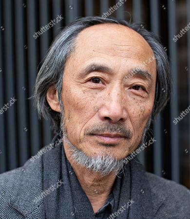 """The """"Chinese Solzhenitsyn"""" Ma Jian."""