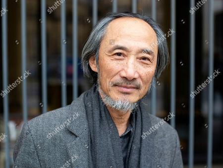 "Stock Image of The ""Chinese Solzhenitsyn"" Ma Jian."