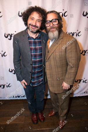 Stock Photo of Jeremy Dyson (Author/Director) and Andy Nyman (Author/Director)