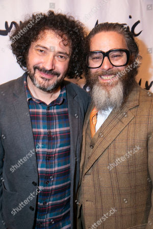 Jeremy Dyson (Author/Director) and Andy Nyman (Author/Director)