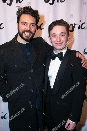 Ryan Gage and Preston Nyman (Simon Rifkind)
