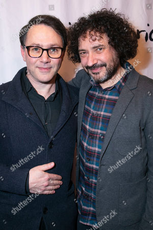 Reece Shearsmith and Jeremy Dyson (Author/Director)