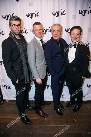Editorial photo of 'Ghost Stories' play, After Party, London, UK - 05 Apr 2019