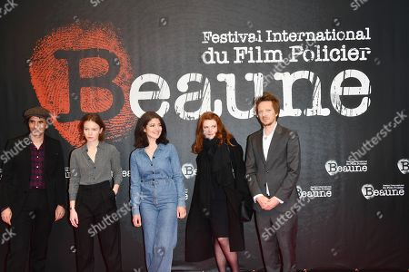 Editorial picture of 11th International Thriller Film Festival, Beaune, France - 05 Apr 2019