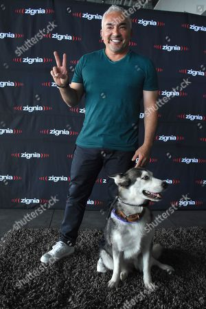 Editorial picture of Cesar Millan 'Once Upon Dog Tour 2019' press conference, Mexico City, Mexico - 05 Apr 2019