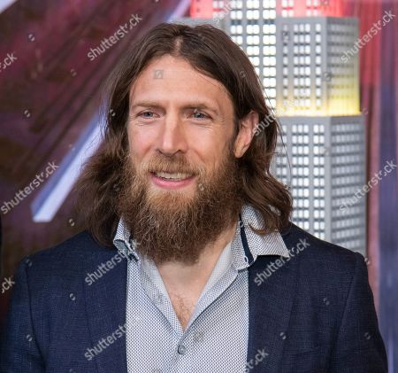 WWE Superstar Daniel Bryan visits the Empire State Building to promote WrestleMania 35, in New York