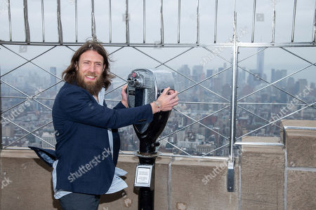 Editorial photo of WWE Superstars Visit the Empire State Building, New York, USA - 05 Apr 2019