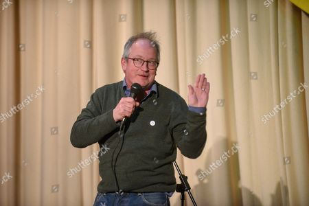 Stock Image of Robin Ince