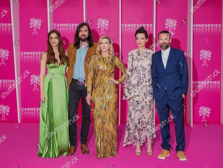 Editorial picture of Cannes Series Festival, France - 05 Apr 2019
