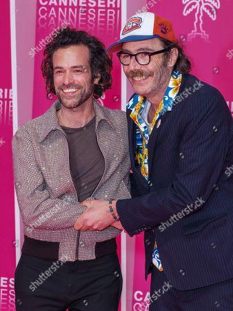 Romain Duris and Philippe Rebbot