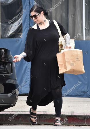 Editorial image of Celebrities out and about, Los Angeles, USA - 05 Apr 2019