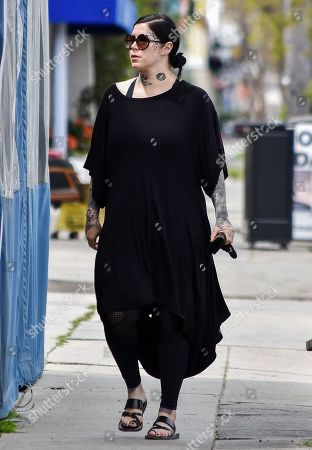 Editorial photo of Celebrities out and about, Los Angeles, USA - 05 Apr 2019