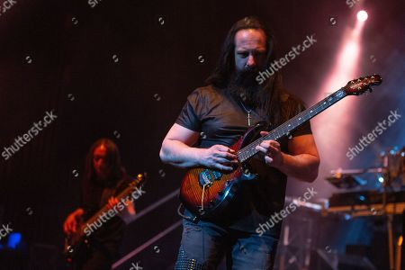 Editorial image of Dream Theater in concert at Miller High Life Theatre, Milwaukee, USA  - 31 Mar 2019