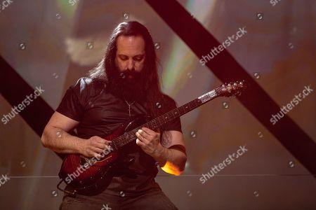 Stock Image of Dream Theater - John Petrucci