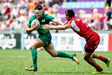 Editorial picture of HSBC World Rugby Sevens Series Qualifier Pool F, Hong Kong Stadium, Hong Kong  - 06 Apr 2019