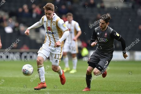 Editorial image of Milton Keynes Dons v Lincoln City, EFL Sky Bet League 2 - 06 Apr 2019