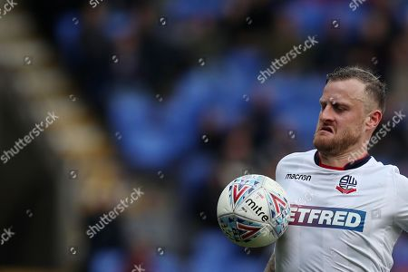 David Wheater of Bolton Wanderers