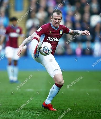 Stock Image of Glenn Whelan of Aston Villa