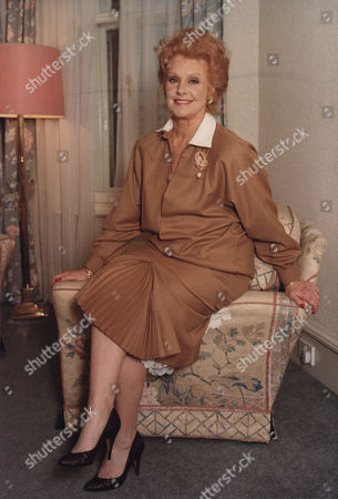 Editorial photo of Barbara Knox Actress Also Known As Barbara Mullaney. . Rexmailpix.