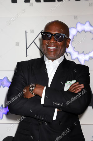 Stock Image of LA Reid
