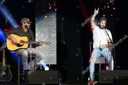 Editorial picture of ACM Stories, Songs & Stars, Show, Las Vegas, USA - 05 Apr 2019