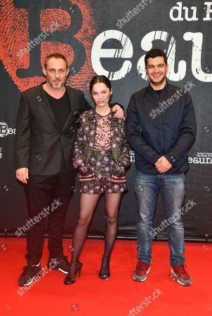 Roland Moller, Lola Le Lann, Jeremie Guez