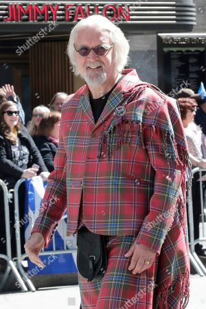 Stock Image of Billy Connolly