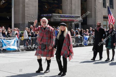 Editorial image of Tartan Day Parade, New York, USA - 06 Apr 2019