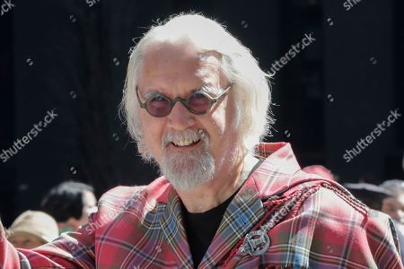 Stock Photo of Billy Connolly