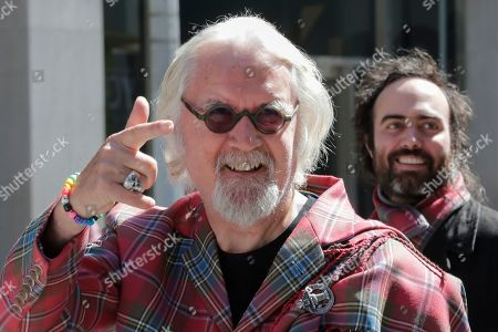 Stock Picture of Billy Connolly