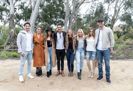 Jared Haibon, Ashley Iaconetti, Vanessa Grimaldi, Wells Adams, Annaliese Puccini, Tanya Rad, Jana Kramer, Michael Caussin