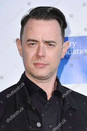 Samantha Bryant. Colin Hanks attends 2019 Young Literati Toast at City Market, in Los Angeles
