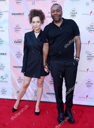 Jude Demorest and Lee Daniels