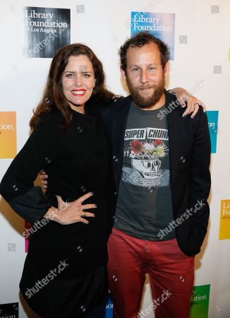 Editorial photo of Young Literati Toast to benefit LA Public Library, Arrivals, Los Angeles, USA - 06 Apr 2019