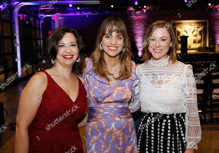 Editorial image of Young Literati Toast to benefit LA Public Library, Inside, Los Angeles, USA - 06 Apr 2019
