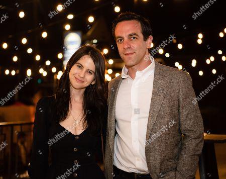Zara Lisbon and BJ Novak